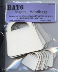 Bay6 - Chipboard Shapes