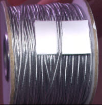 Elasti-Ribbon - Silver - 3mm