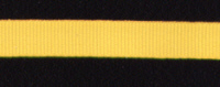 Grosgrain Ribbon - Yellow Gold - 9mm