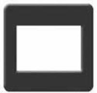 Slide mounts - Black