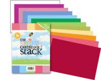 DCWV Spring Cardstock Stack - 8.5 x 11