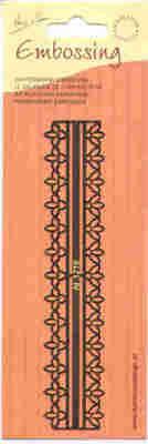 Border Stencil 1219