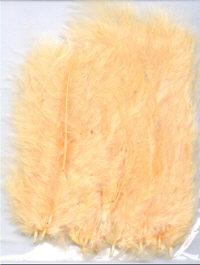 Marabou Feathers - Salmon