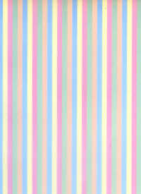 Patterned Vellum - Stripes
