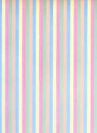 Patterned Vellum - Stripes