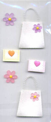 Card Embellishments - Handbags