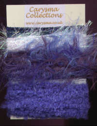 Carysma Collections Fibres - Blue