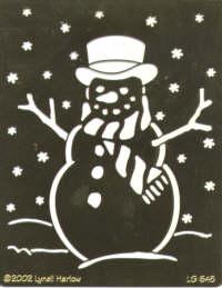 Dreamweaver - Snowman