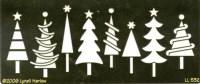 Dreamweaver - Line Of Christmas Trees