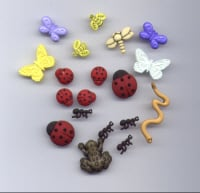 Buttons - Bugs