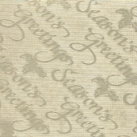 Embossed Card - Seasons Greetings