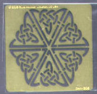 Heritage Handcrafts - Celtic Six Knot