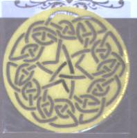 Heritage Handcrafts - Celtic Star Circle Knot