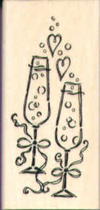 Stampendous - Champagne Celebration