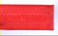 Organza Ribbon - Red - 25mm