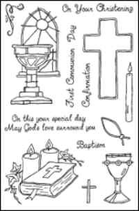 Woodware Clear Magic - Christian Celebrations