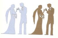 Light Arted Designs - Bride & Groom