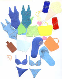 Light Arted Designs - Bumper Summer Beach Assortment