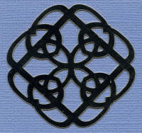 Light Arted Designs - Celtic Knot - Square