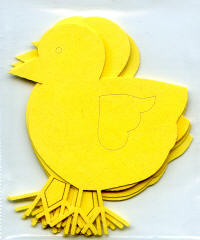 Light Arted Designs - Chicks