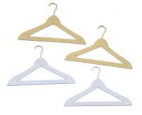 Light Arted Designs - Coat hangers