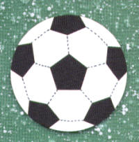 Light Arted Designs - Double Cut - Footballs