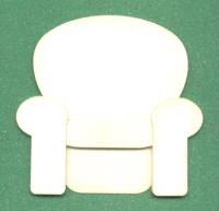 Light Arted Designs - Easy Decoupage - Armchair