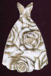 Light Arted Designs - Fashion - Ballgown - White/Gold