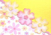 Light Arted Designs - Felt Flowers