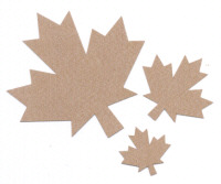 Light Arted Designs - Maple Leaf