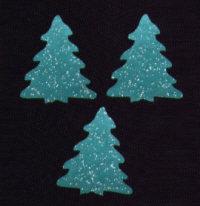 Light Arted Designs - Mini Christmas Trees