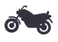 Light Arted Designs - Motorbike
