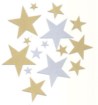 Light Arted Designs - Stars