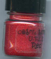 Cosmic Shimmer Ultra Thick Embossing Powder - Red