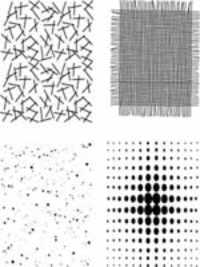 Clear Stamp Set - Block Patterns 1