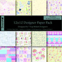 Dovecraft Paper Pack - 12x12