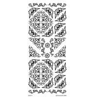 Peel Off Stickers Special Offer - Floral Borders