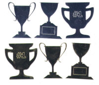 Light Arted Designs - Trophies