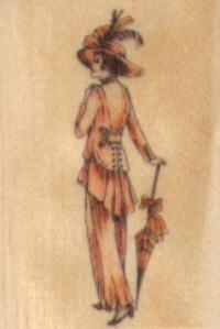 Stamp It - Elegant Lady