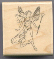 Stampabilities Small Fairy