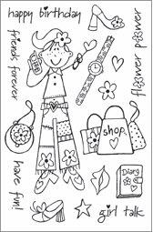 Woodware Clear Magic - Girl Talk
