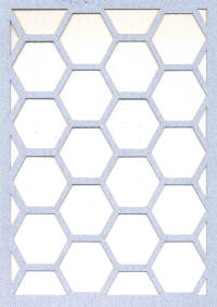 Light Arted Designs - Wire type Background Panel