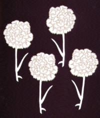 Light Arted Designs - Carnations