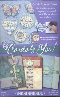 Inkadinkado Dimensions Cards by You Expressions Card Kit