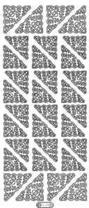 Peel Off Stickers - Corners