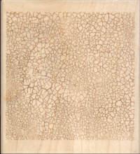 Rubber Stampede Crackled Background