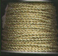 Rope Cord - Gold