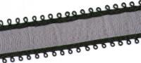 Ribbon - Senorita - Black - 23mm