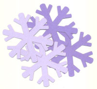 Light Arted Designs - Snowflakes - Medium