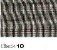 Berisfords Supersheer Ribbon - Black - 10mm